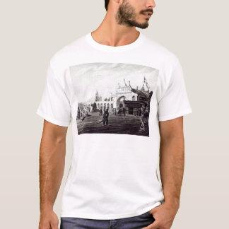 Marktplatz, graviert von Daniel Havell 1820 T-Shirt