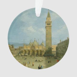 Marktplatz San Marco Ornament