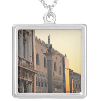 Marktplatz San Marco (St Mark Quadrat, Venedig Versilberte Kette