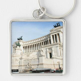 Marktplatz Venezia in Rom während der Schlüsselanhänger