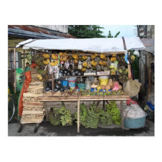 Marktstall Postkarten