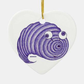 Marlies Keramik Herz-Ornament