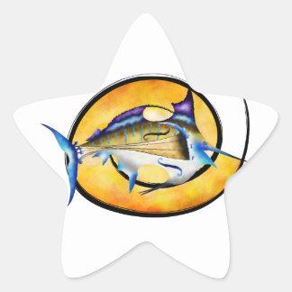 Marlinissos V1 - violinfish witout Rückseite Stern-Aufkleber