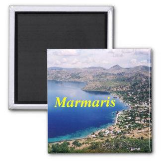 Marmaris Magnet Kühlschrankmagnet