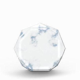 Marmor Acryl Auszeichnung