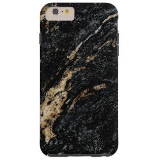 Marmor mit Gold Tough iPhone 6 Plus Hülle