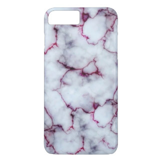Marmorfall iPhone 8 Plus/7 Plus Hülle