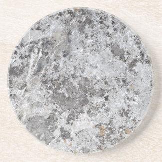 Marmorformbeschaffenheit Sandstein Untersetzer