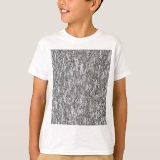 Marmorformbeschaffenheitsmuster T-Shirt