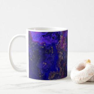 Marmorgalaxie-Tasse Kaffeetasse