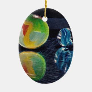Marmorlicht Keramik Ornament