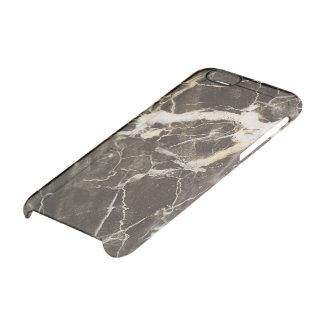 Marmorn-Abstrakter Expressionismus durch Shirley Durchsichtige iPhone 6/6S Hülle