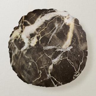 Marmorn-Abstrakter Expressionismus durch Shirley Rundes Kissen
