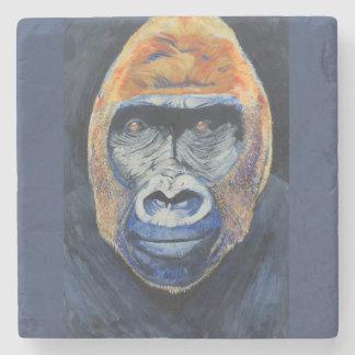 MarmorUntersetzer mit Gorillaabdeckung Steinuntersetzer