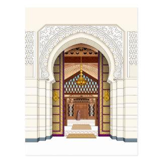 Marokkaner Doorsc Postkarten