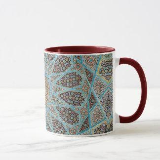 Marokkanische alte Keramikentwurfs-Wecker-Tasse Tasse