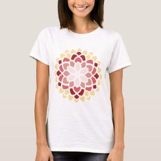 Marokkanische Blüte T-Shirt