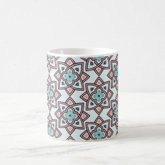 Marokkanische Keramikentwurfs-Klassiker-Tasse Kaffeetasse