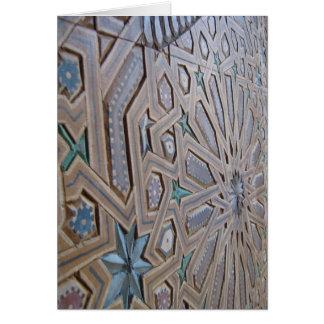 marokkanisches muster geschenke. Black Bedroom Furniture Sets. Home Design Ideas