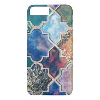 Marokkanischer Fliese Iphone Fall iPhone 8 Plus/7 Plus Hülle