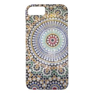 Marokkanischer mit Ziegeln gedeckter iPhone 8/7 Hülle