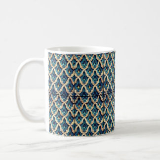 Marokkanisches Muster Kaffeetasse