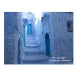 Marokko, Chefchaouen, die blaue Stadt