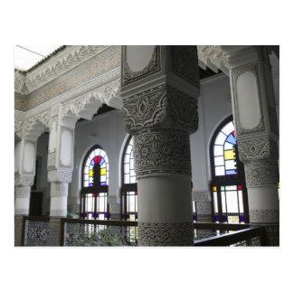 MAROKKO, Fes: Fes EL, Bali (altes Fes), Riad Fes Postkarte