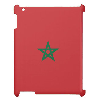 Marokko-Flagge iPad Hülle