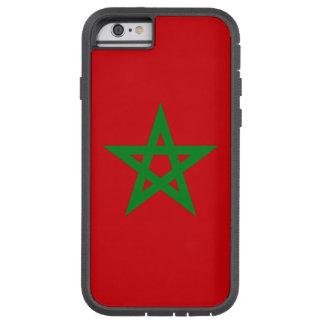 Marokko-Flagge Tough Xtreme iPhone 6 Hülle