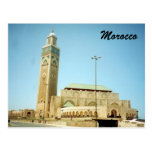 Marokko Hassan Postkarten