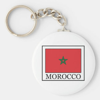 Marokko keychain schlüsselanhänger