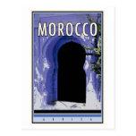 Marokko Postkarte