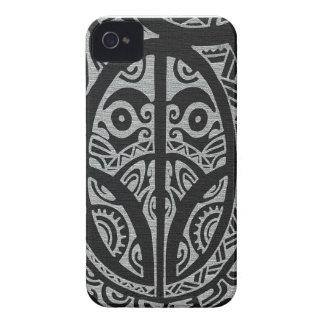 Marquesas Art Kulture Tätowierung Iphone Fall iPhone 4 Hüllen