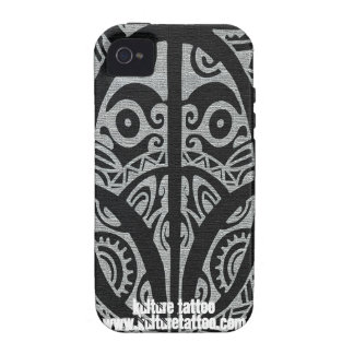 Marquesas Art Kulture Tätowierung Iphone Fall Vibe iPhone 4 Cover