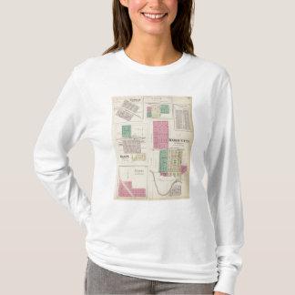 Marquette, Conway, Galva, Elyria, Ames, Kansas T-Shirt