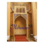Marrakesch, Marokko Postkarten