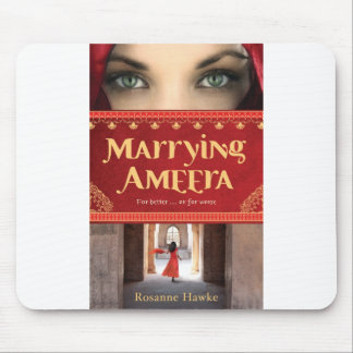 MarryingAmeera_Cover_CMYK Mousepad