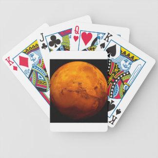 Mars Bicycle Spielkarten