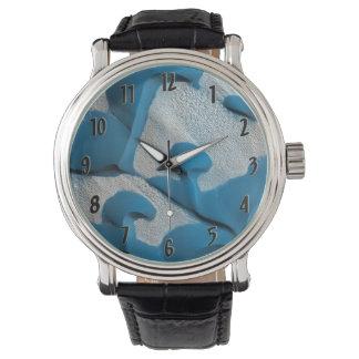 Mars-Blau-Dünen Uhr