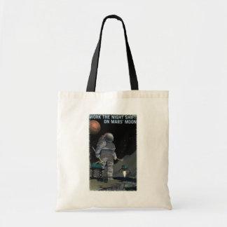 Mars-Einstellung - Nachtschicht-Taschen-Tasche Tragetasche