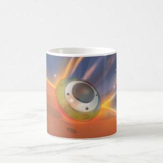 Mars-Erforschungs-Vagabund Kaffeetasse
