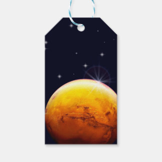Mars-Geschenk-Umbauten Geschenkanhänger