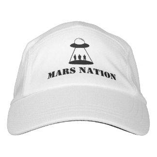 Mars-Logohut Headsweats Kappe