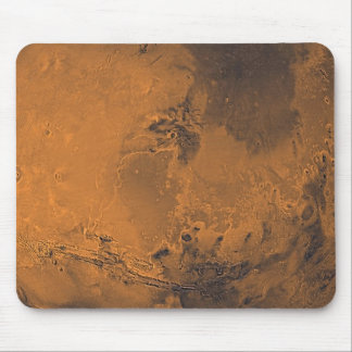 Mars-Oberflächenplaneten-Foto Mousepad