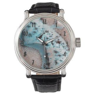 Mars-polare Dünen Armbanduhr
