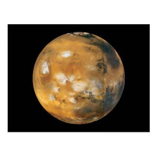Mars Postkarte