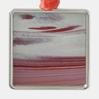 Mars Silbernes Ornament