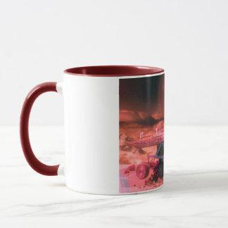 Mars-Vagabund Tasse