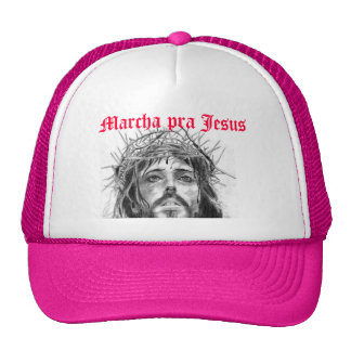 Marsch für den Jesus Netzcap
